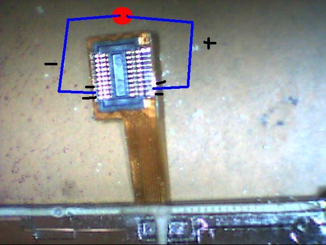 d780 قاعده الميك مقطوعه المطلوب بريدجات لتوصيل المايك
