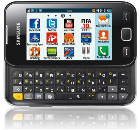 شــــرح تعريب + الفلاشة العربية Samsung S5333 Wave