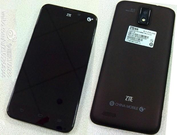 ظهور الهاتف ZTE U956 رخيص الثمن رباعي النواه أيضا
