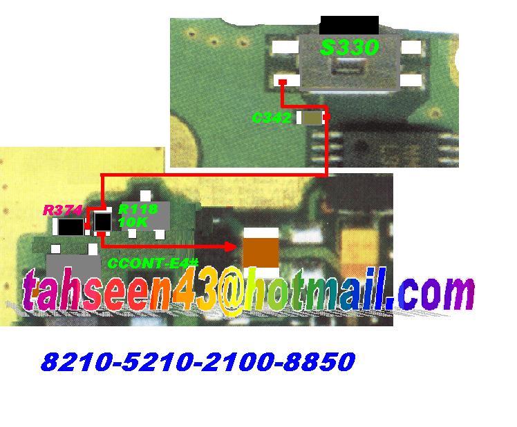 ممكن توضيح بالصور عن تعويض مفتاح الباور5210