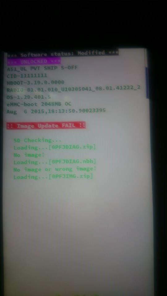 افتراضي طلب فلاشة Htc Desire 820 - الصفحة 1