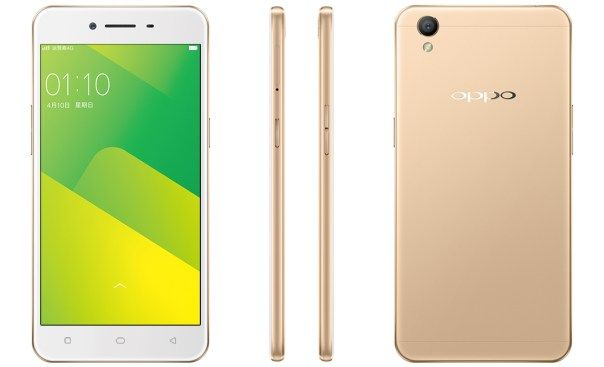 Format oppo A37fw
