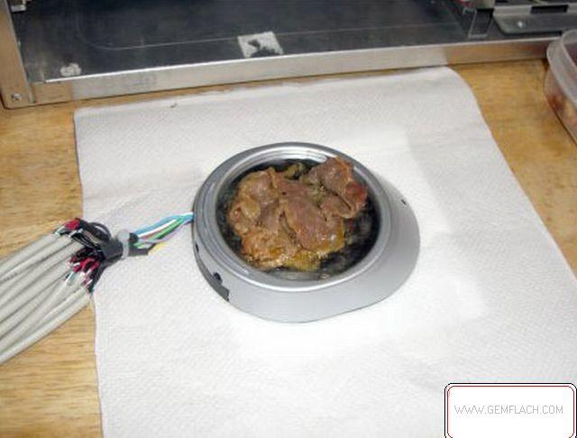 الطبخ على الكمبيوتر عبر ال usb