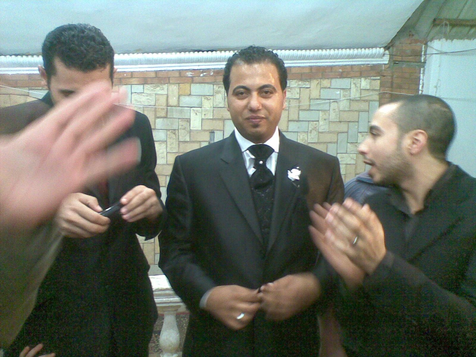 لقطات من حفل زفاف  تامر توتي TAMERTOTTI
