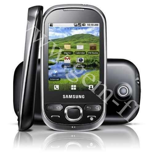 اعطال جهاز  سامسونج Samsung I5500 Galaxy 5 جرس شاشه شبكه بلوتوث سيم