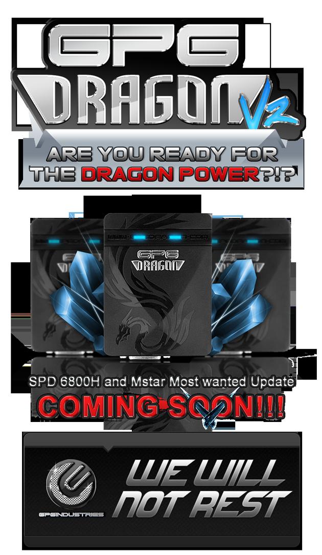 هل أنت مستعد للقوة التنين؟