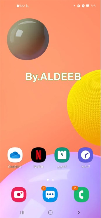 Remove Google account Samsung A11
