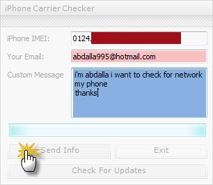 || >> || لمعرفة الشبكة المقفول علية الاي فون || <<  - iPhone Carrier Checker -  >> ||