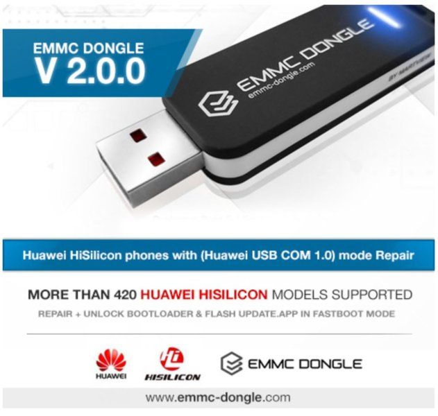 eMMC Dongle New Update 2 0 0Release date: 13th MAR 2019 (WORLD FIRST
