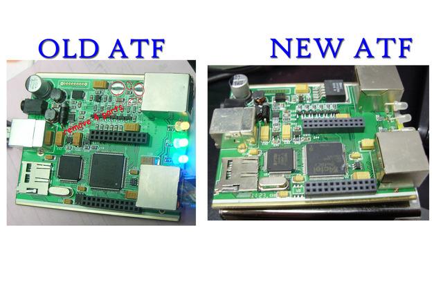 معالجة بوكس ATF الغير قادر على التفليش عن طريق الـ FBUS