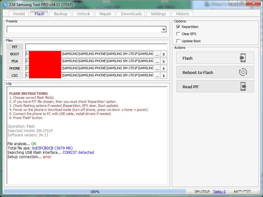 J701f Modem File