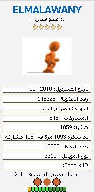 اعـــــلان الفـــائز بمسابقة الأقسام العـــامــــة