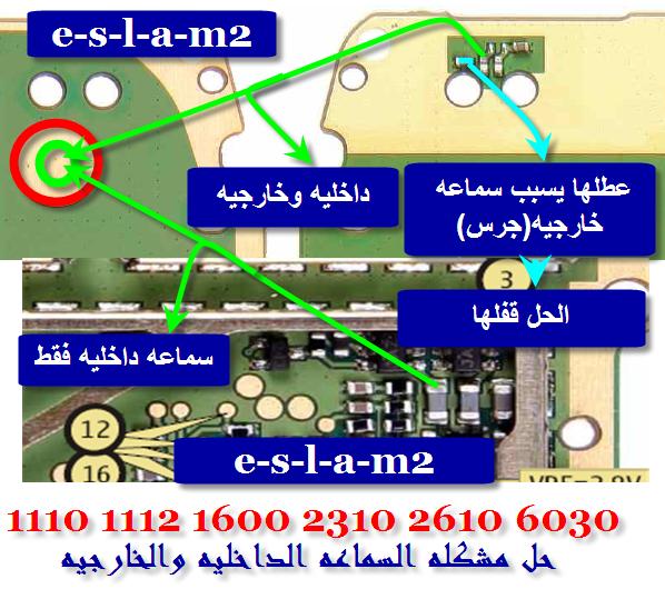 1112 الجرس شغال والسماعة لالالا!!!