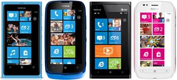 Unlock Nokia Lumia 610, 710, 800, 900