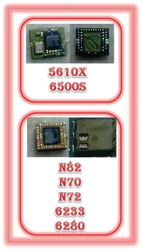 حصري : بخصوص عطل البلوتوث في نوكيا 6500s - 5610x والاجهزة المشابهة