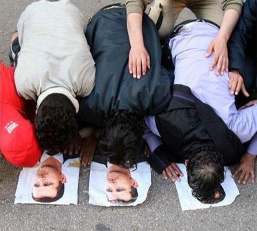مجازر آل الأسد لمده 32 عاما فى حكم سوريا