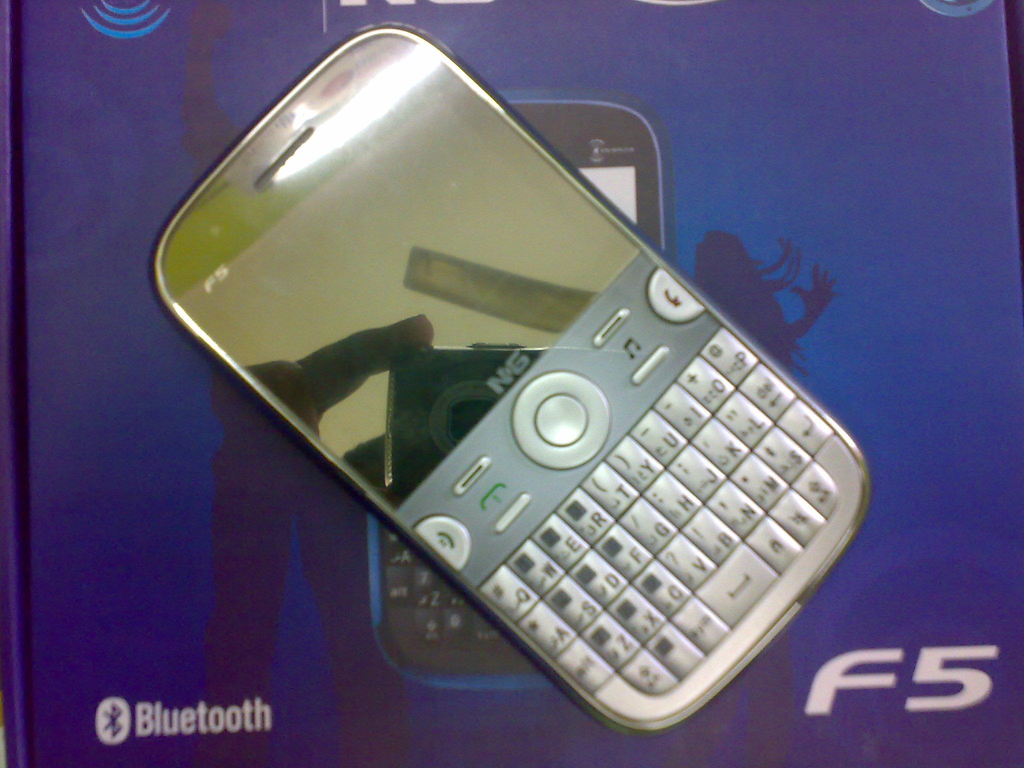 فلاشه f5 NG Mobile