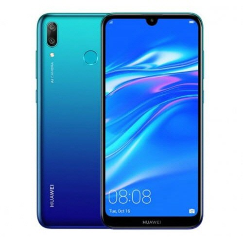 تخطي جوجل اكونت Huawei Y7 Prime 2019