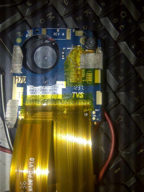 GaLaxy Tap I9022 فلاشه و كيفه البوت MTK-625A