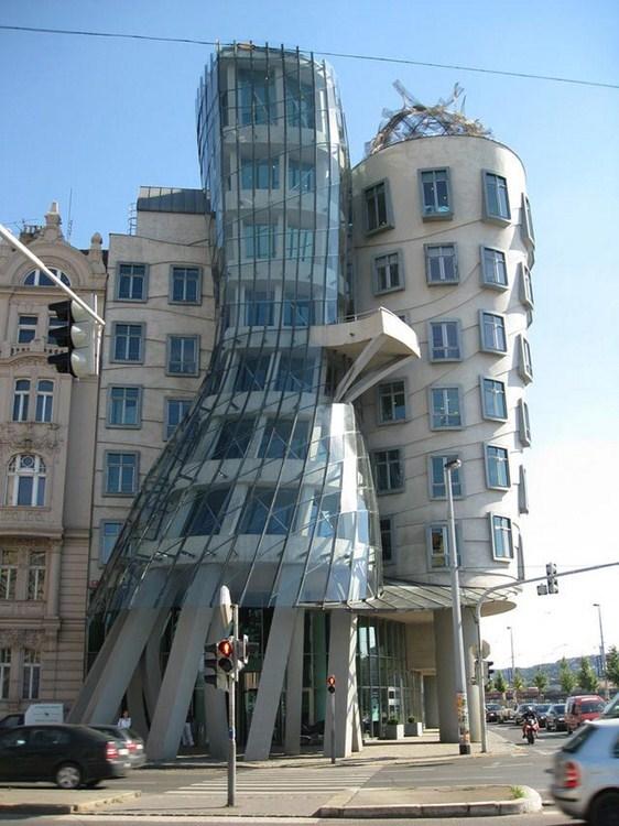 اغرب مباني ممكن تشوفة حول العالم^^^