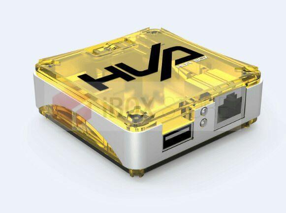 شرح مختصر لـ واجهة HUA Box