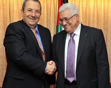 عباس المحتاس ( امن اسرائيل هو امننا )