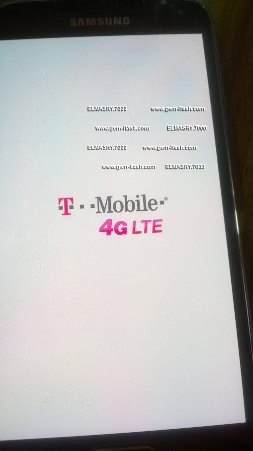 فك تشفير S5 G900T T-MOBILE 4G LTE