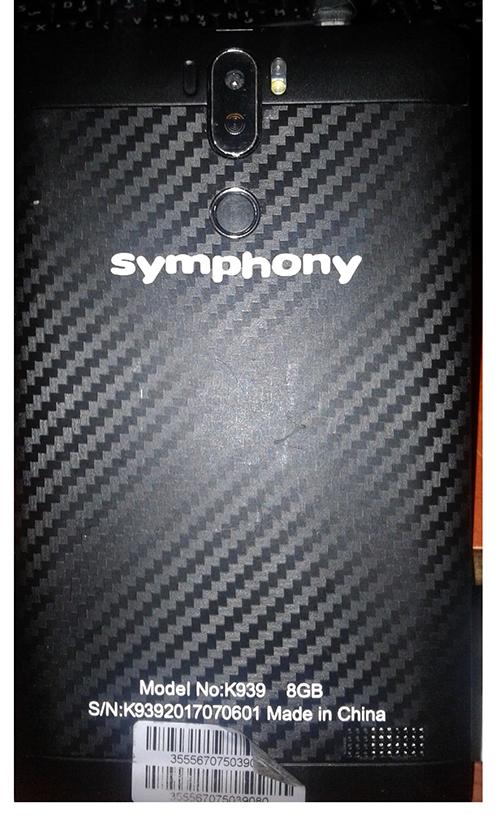 فلاشة تاب SYMPHONY-K939