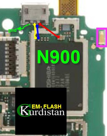 ممكن مساعدة عندي جهاز نوكيا n900قاعدة الشحن مقلوعة من الجذور ممكن مخطط لة