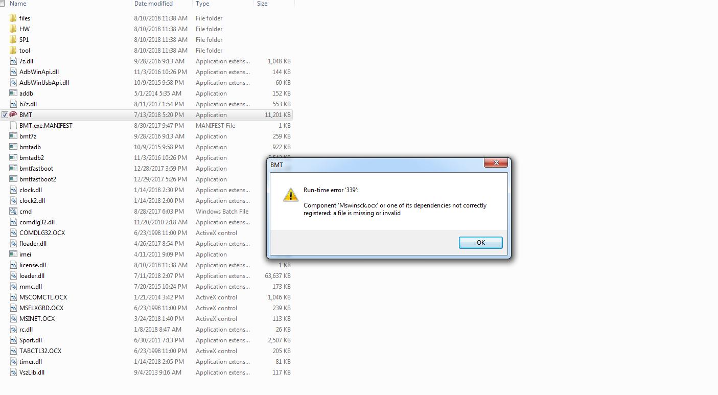 run error - GSM-Forum