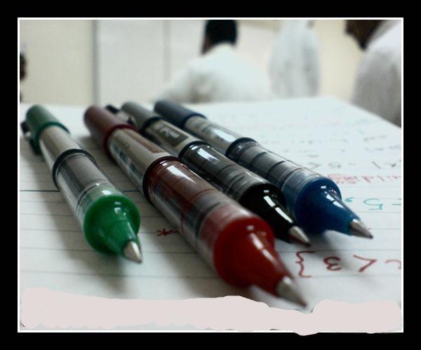 اختر قلماً..