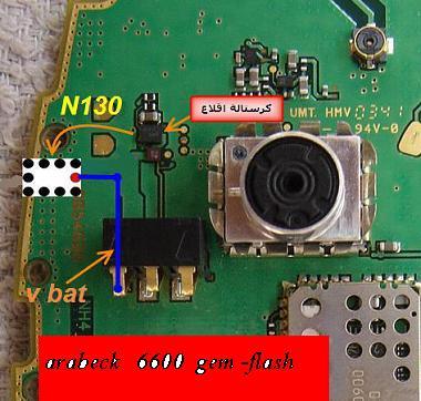 سينسور بور 6600 دب