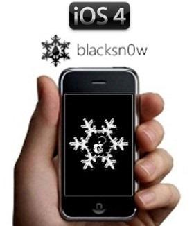 حصريا جلبريك و فك شفرة الايفون iOS 4