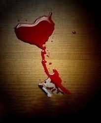 صور قلوب مجروحه