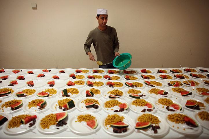 رمضان حول العالم