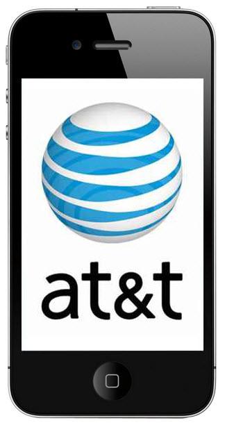 جديد : Unlock IPhone 4GS - AT&T USA
