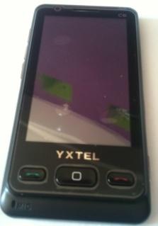 فلاشه جديده تعمل علي نوع اخر لل YXTEL C6