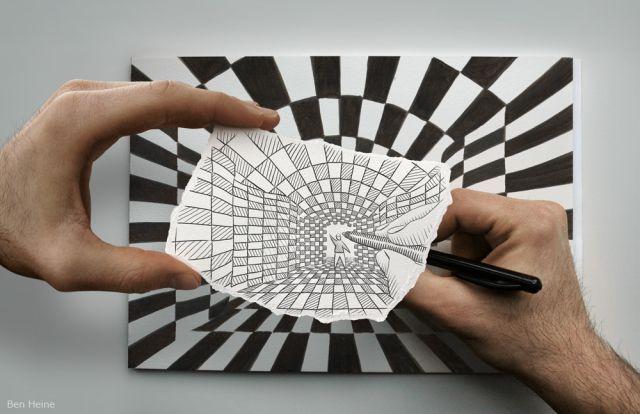 الرسم على الاحياء