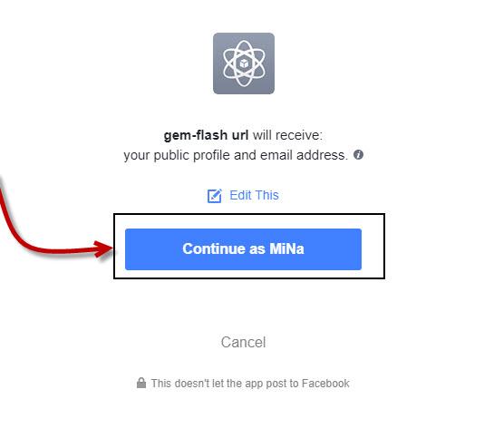 كيفية التسجيل فى موقع اختصار الروابط url.gem-flash.com