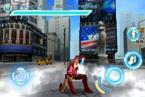 حصريا على الجيم اخر اصدار من Iron Man