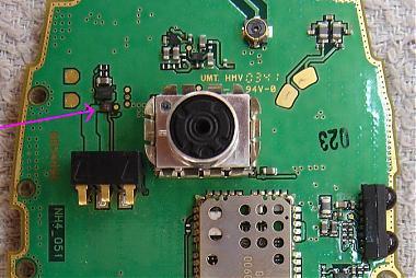 6600 شاشه بيضاء بدون صلاحيه