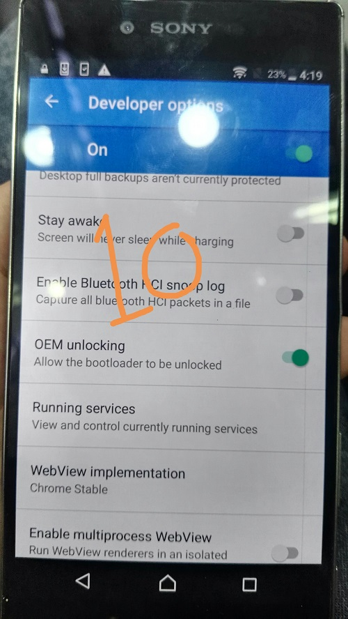 Remove Frp Sony With Android 7 0 By Z3x [GUIDE] - GSM-Forum