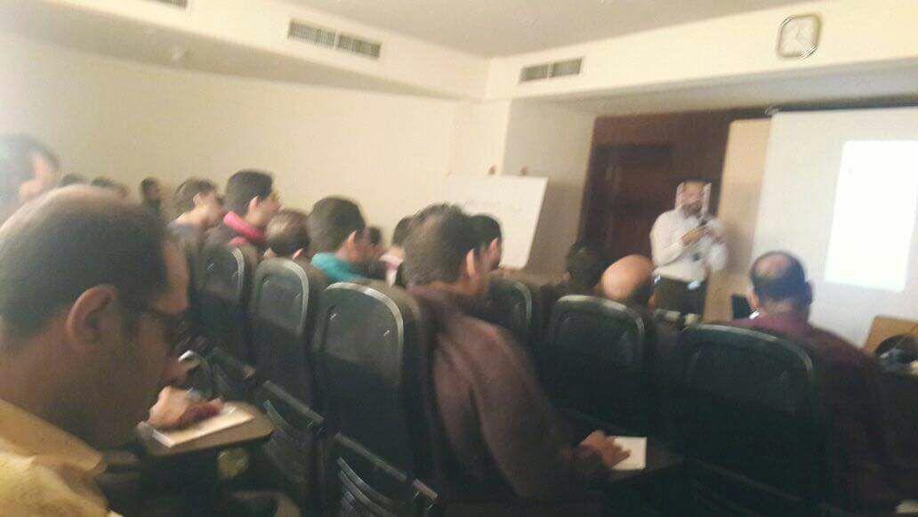 رسميا شعبة المحمول تبدأ برامجها التدريبية لتأهيل الباعة