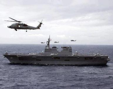 سابقة تاريخية الرئيس يأمر بإرسال سفينة حربية وثلاث طائرات لإنقاذ 10 صيادين من الغرق
