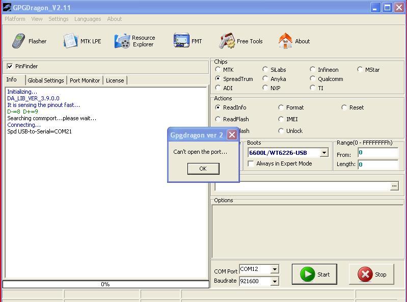 حل مشكلة رسالة تظهر مع  z90