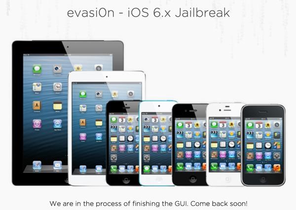نظام iOS6.1.2 متوافق مع الجيل بريك الخاص بالفريق Evad3rs