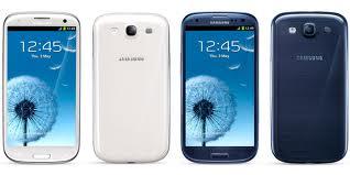 أفضل هاتف هو الجالكسي أس 3 وأفضل جهاز لوحي هو النيكسس 7  MWC2013