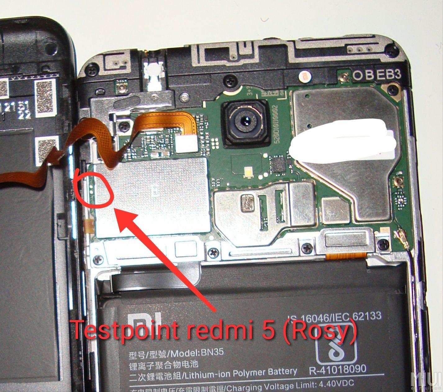 تجاوز قفل frp لجهاز xiaomi redmi 5