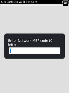 ╗◄•l█l•◄ مابين قراءة الــ MEP  وادخال الكود وفك الشفرة ► •l█l►╔