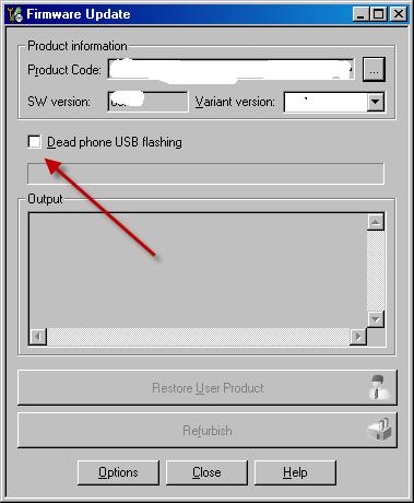 ماهى طريقه تفليش من خلال USB لجهاز فاصل باور (ميت) على الماكس كى